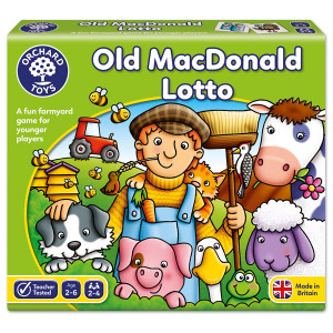 Orchard Toys Old Macdonald Lotto Game ORCH071