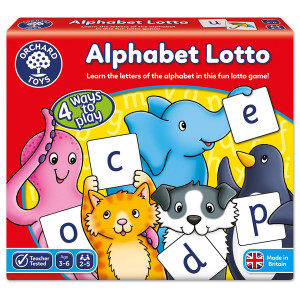 Orchard Toys Alphabet Lotto Game ORCH083