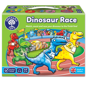 Orchard Toys Dinosaur Race Board Game ORCH086