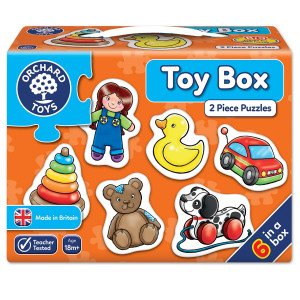 Orchard Toys Toy Box Jigsaw Puzzle ORCH207