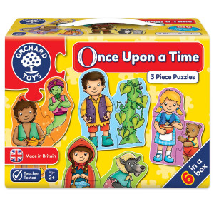 Orchard Toys Once Upon a Time Jigsaw ORCH210