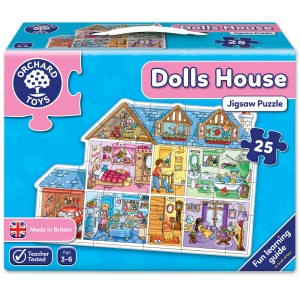 Orchard Toys Dolls House Jigsaw Puzzle ORCH245