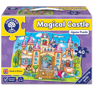 Orchard Toys Magical Castle Jigsaw Puzzle ORCH263