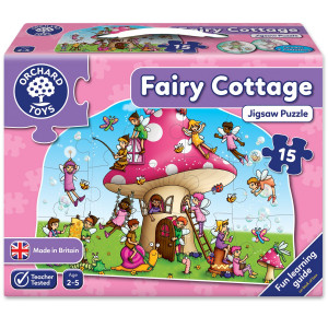 Orchard Toys Fairy Cottage Jigsaw Puzzle ORCH268