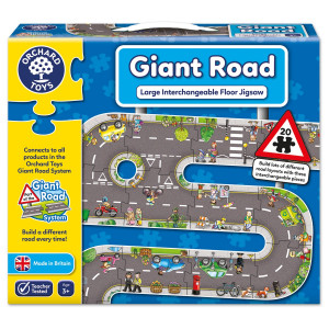 Orchard Toys Giant Road Jigsaw ORCH286