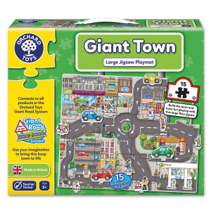 Orchard Toys Giant Town Jigsaw ORCH288