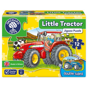 Orchard Toys Little Tractor Jigsaw Puzzle ORCH300