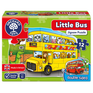Orchard Toys Little Bus Jigsaw Puzzle ORCH301