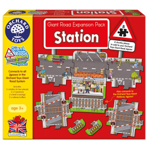 Orchard Toys Station - Giant Road Expansion Pack ORCH320