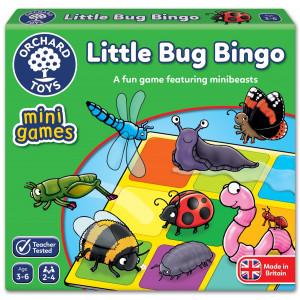Orchard Toys Little Bug Bingo Mini Game ORCH359