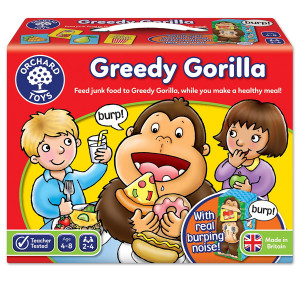 Orchard Toys Greedy Gorilla Game ORCH041