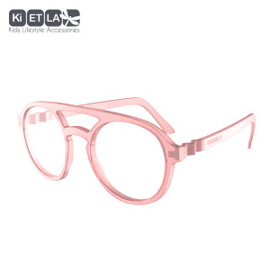 KiETLA Γυαλιά Προστασίας οθόνης 9-12 ετών CraZyg-Zag Screen PiZZ Pink PI6SCREENPINK