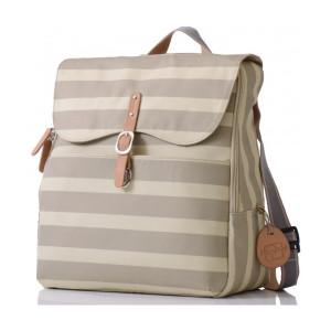 Pacapod: Τσάντα αλλαξιέρα - Hastings Sand Stripe PL:0023