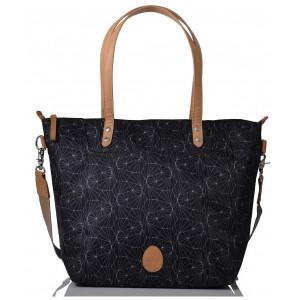 Pacapod: Τσάντα αλλαξιέρα - Colby Black PL:0040