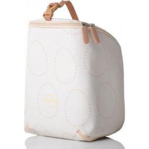 Pacapod: Τσαντάκι αλλάγής πάνας Changer Pod Lite - stone dotty egg PL:0111