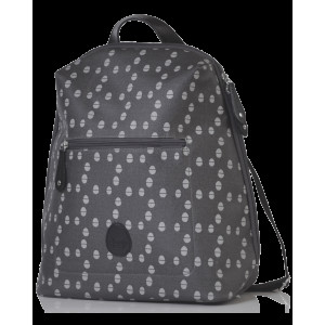 Pacapod: Τσάντα αλλαξιέρα - Hartland Pewter PL:0400