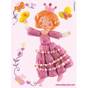 Playmais: World Κάρτες 12τεμ. πριγκίπισσες PLM-160005