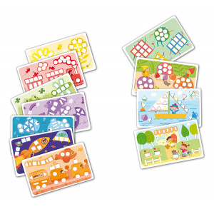 Playmais: Fun to learn Κάρτες διασκέδασης 14τεμ. PLM-160063