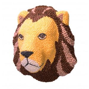 Playmais: Home διακόσμηση 3D - Λιοντάρι PLM-160741