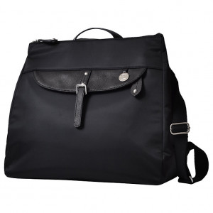 Pacapod: Τσάντα αλλαξιέρα Gladstone Black PP:0706