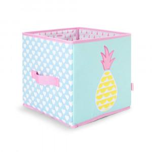 Penny Scallan: Πτυσσόμενο κουτί αποθήκευσης Pineapple PSBPB