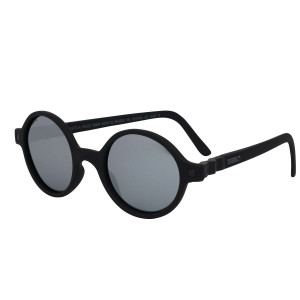 KiETLA Γυαλιά Ηλίου 4-6 ετών RoZZ Black R4SUNBLACK