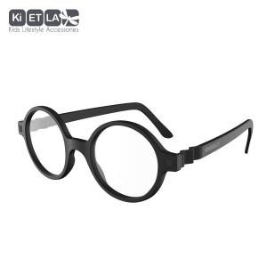 KiETLA Γυαλιά Προστασίας οθόνης 9-12 ετών CraZyg-Zag Screen RoZZ Black R6SCREENBLACK