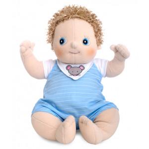"Rubens Barn κούκλα Baby ""Erik"" New RB120091"