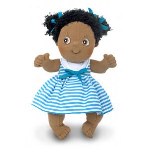 """Rubens Barn κούκλα Cutie """"Jennifer"""" RB150014"""