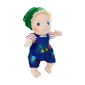 "Rubens Barn κούκλα Cutie ""Adam"" Activity RB150021"