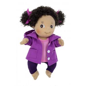 "Rubens Barn κούκλα Cutie ""Hanna"" Activity RB150023"