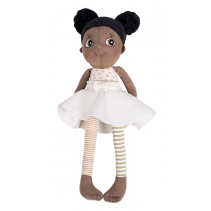 """Rubens Barn κούκλα EcoBuds """"Poppy"""" RB160014"""