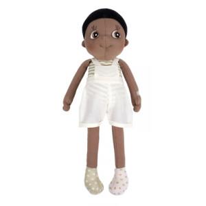 """Rubens Barn κούκλα EcoBuds """"Fern"""" RB160015"""