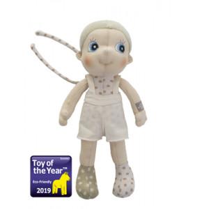 "Rubens Barn κούκλα Mini EcoBuds ""Elm"" RB160020"