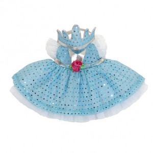 "Rubens Barn ρουχαλάκια Llittle Rubens ""Blue Princess"" RB70201"
