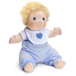"Rubens Barn κούκλα Kids ""Linus"" RB90058"