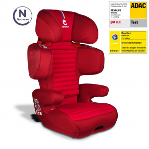 Renolux: Κάθισμα αυτοκινήτου Τεχνολογίας Softness®- 15-36 κιλά (με ISOFIX) Renofix Passion RNL450020