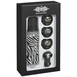 Rock Star Baby-Σέτ Δώρου-Zebra RSB90109