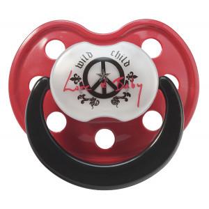Rock Star Baby-Πιπίλα-Peace RSB90312