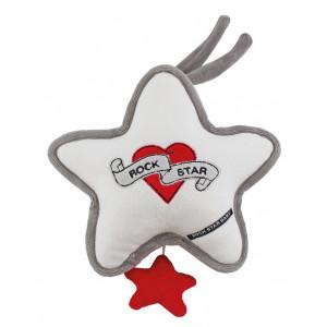 Rock Star Baby-Μουσικό Παιχνίδι-Heart & Wings RSB90501