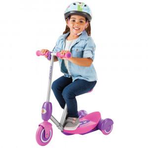 Razor Ηλεκτρικό Πατίνι Scooter με κάθισμα Lil' ES Pink RZR20173665