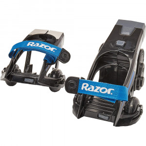 Razor Επαναφορτιζόμενα Rollers Turbo Jetts DLX με φωτιζόμενους τροχούς LED RZR25173240