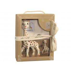 Σόφι σε εκλεκτό κουτί, σετ δώρου για μωρό και μαμά S616329