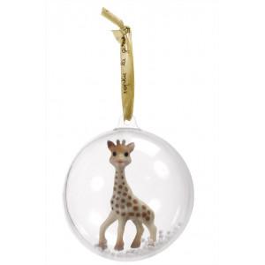 Χριστουγεννιάτικη μπάλα Σόφι καμηλοπάρδαλη S800342