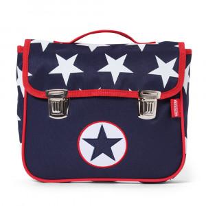 "Penny Scallan: Τσάντα ταχυδρόμου ""Navy Star"" SBPNAS"