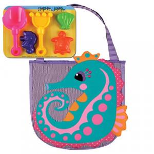 Stephen Joseph-Παιδική Τσάντα για την Θάλασσα-Αλογάκι της Θάλασσας SJ.10.087