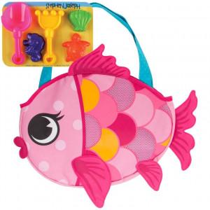Stephen Joseph-Παιδική Τσάντα για την Θάλασσα-Ψαράκι SJ.10.088