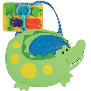 Stephen Joseph-Παιδική Τσάντα για την Θάλασσα-Αλιγάτορας SJ.10.089