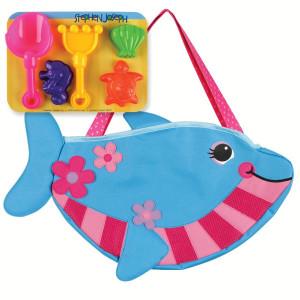 Stephen Joseph-Παιδική Τσάντα για την Θάλασσα-Δελφίνι SJ.10.149