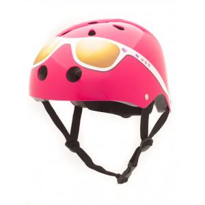 Trybike Κράνος Ροζ Goggle TB-COCO2S
